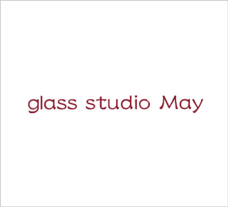 glass studio mayロゴ